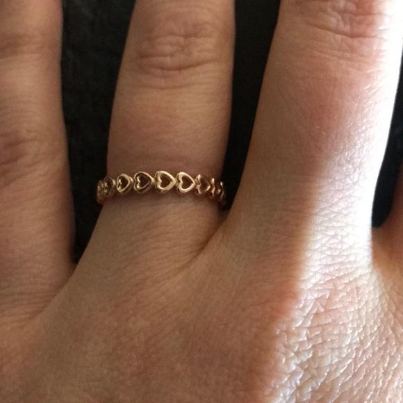 14e64aa99 Pandora Rose Linked Love Ring. M_5a5a6a08a44dbe3b342b5eec